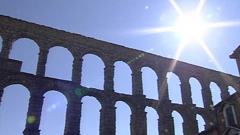 Temperaturas altas en la Península y Baleares