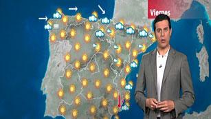 Temperaturas altas en Canarias, Andalucía y Castilla-La Mancha