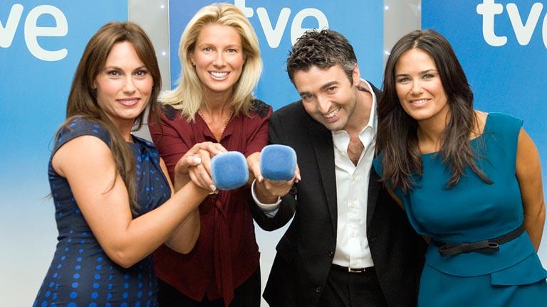 Temporada 2012-2013 de TVE en Corazón