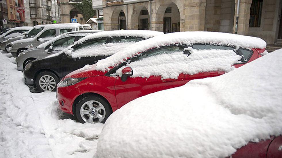 El temporal continúa con 32 provincias en alerta por nieve, frío, oleaje, lluvia o viento