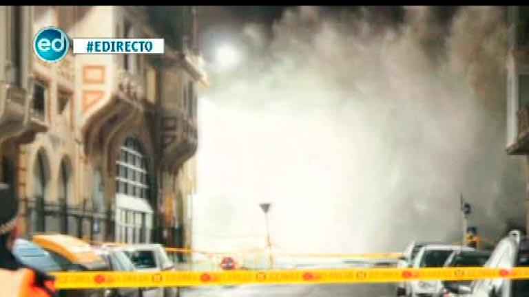 España Directo- El temporal azota Galicia y el País Vasco
