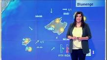 El temps a les Illes Balears - 03/06/16