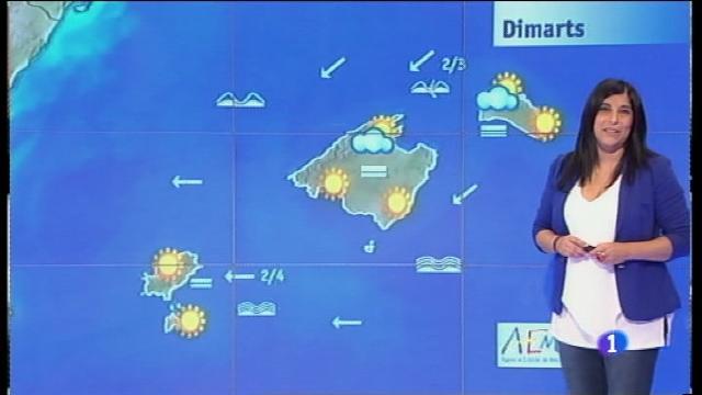 El temps a les Illes Balears - 03/10/16