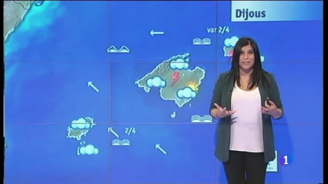El temps a les Illes Balears - 06/10/16