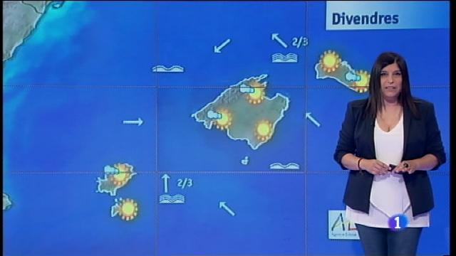 El temps a les Illes Balears - 10/06/16
