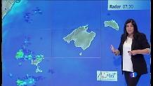 El temps a les Illes Balears - 10/10/16