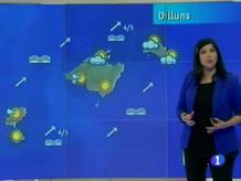El temps a les Illes Balears - 30/04/12
