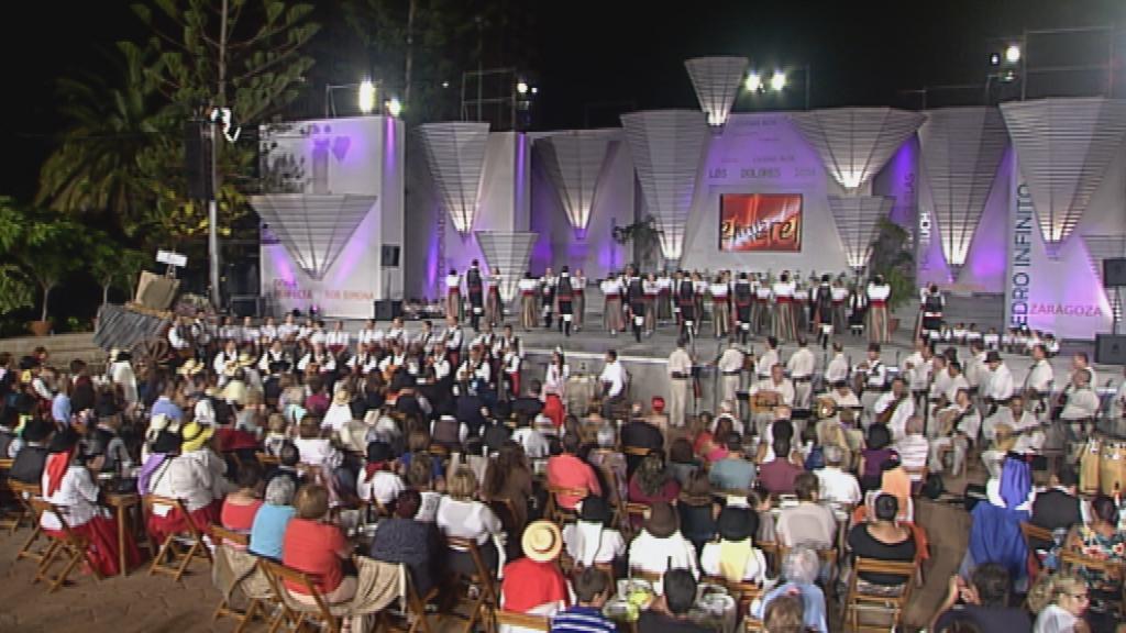 """Tenderete - 28/09/14 con """"Coros y Danzas de Ingenio"""" y la """"Parranda de Teror"""""""