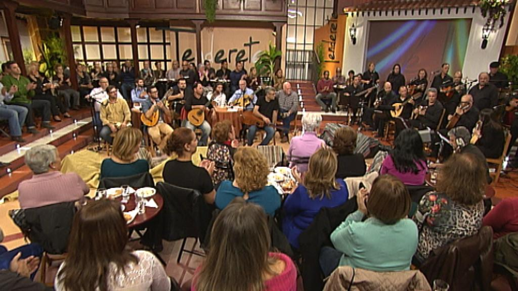 Tenderete - 30/11/14 con La parranda del Millo y solistas y La parranda El Chazo