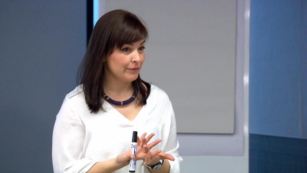 """Documentos TV - Violencia sexual, Sonia Cruz: """"Tenemos que visibilizar que la violencia sexual"""""""