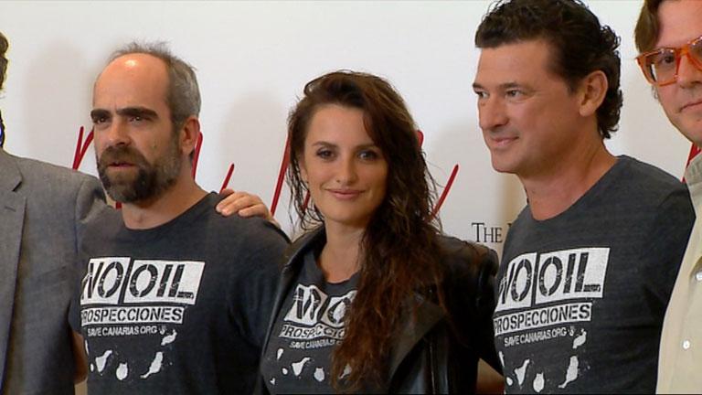 En Tenerife se rueda Ma Ma, la película de Julio Medem que protagoniza Penélope Cruz