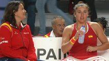 Play Off permanencia: Francia - España, 3er. partido individ