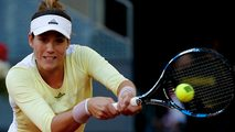 Mutua Madrid Open: Irina-Camelia Begu vs Garbine Muguruza