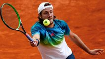 Mutua Madrid Open: Lucas Pouille vs David Goffin