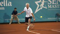 Tenis - 2ª Semifinal: McEnroe - Wilander