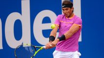 Trofeo Conde Godó: 2ª Semifinal: R. Nadal - H. Zeballos