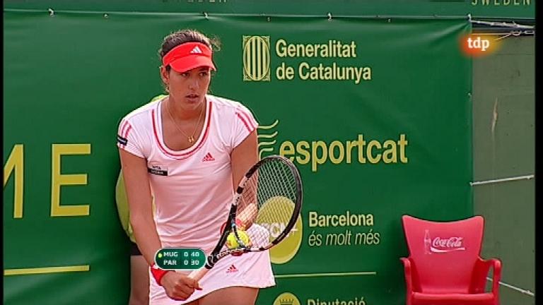 Tenis - WTA Barcelona Ladies Open: Lunes. 2º partido - 09/04/12