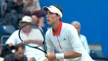 WTA Torneo Birmingham: Muguruza G. - Riske A.