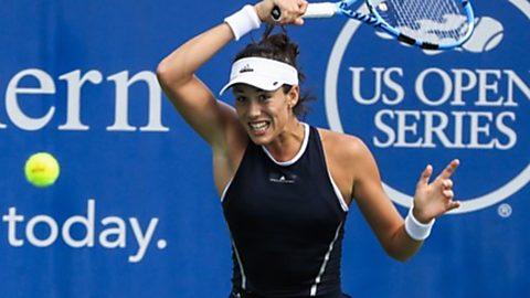 WTA Torneo Cincinnati (EEUU) 1/4 Final (1)
