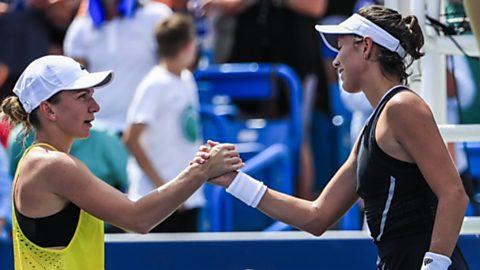 WTA Torneo Cincinnati (EEUU) Final