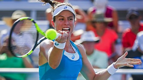 WTA Torneo Cincinnati (EEUU): Konta - Cibulkova