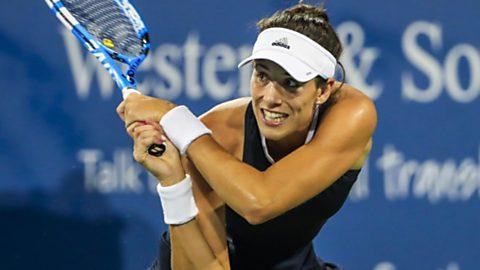 WTA Torneo Cincinnati (EEUU): Muguruza - Keys