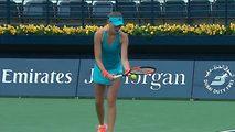 WTA Torneo Dubai (Emiratos Árabes): Mladenovic - Siniakova