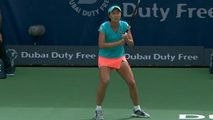 WTA Torneo Dubai (Emiratos Árabes): Peng - Tsurenko