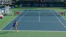 WTA Torneo Dubai (Emiratos Árabes): Radwanska - Mertens