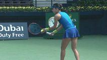 WTA Torneo Dubai (Emiratos Árabes): Wang - Mladenovic