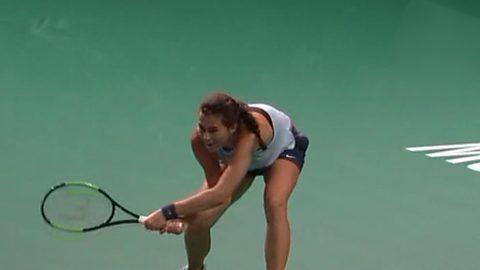 WTA Torneo Moscú (Rusia) 1/4 final: Corbet - Vikhlyantseva