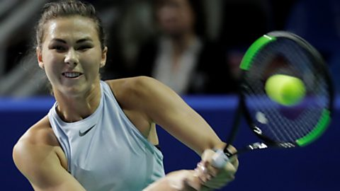 WTA Torneo Moscú (Rusia) 2ª Semifinal: Vikhlyantseva