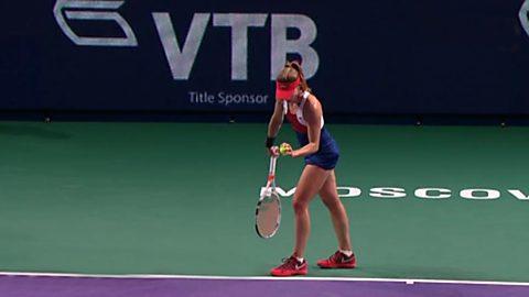 WTA Torneo Moscú (Rusia): Makarova - Cornet