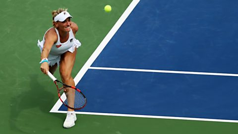 WTA Torneo New Haven (EEUU) (1)