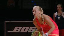 WTA Torneo Stuttgart : S.Kuznetsova - K.Bertens