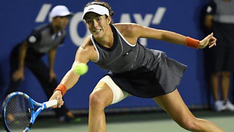 WTA Torneo Tokio (Japón): G. Muguruza - M. Puig