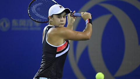 WTA Torneo Wuhan (China): A. Barty - J. Konta
