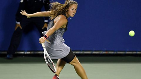 WTA Torneo Wuhan (China):  D. Kasatkina - S. Halep