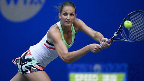 WTA Torneo Wuhan (China): K. Pliskova - S. Zhang