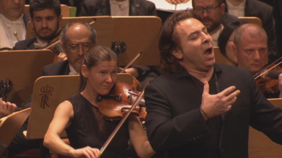 El tenor francés Roberto Alagna anuncia que no volverá al Teatro Real