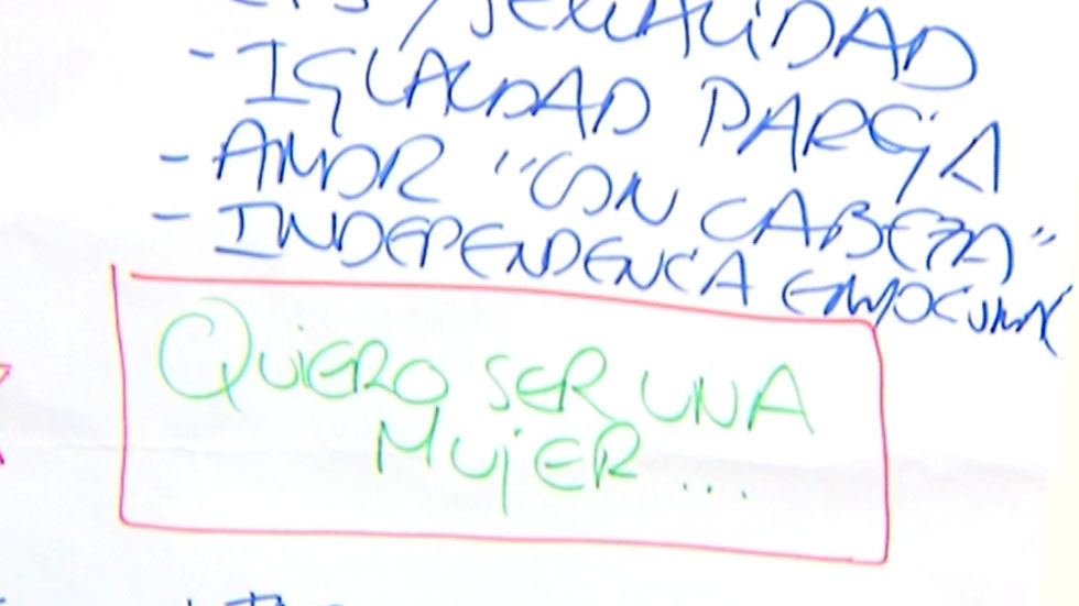 Una terapia impartida en Málaga es pionera para adolescentes víctimas de la violencia machista