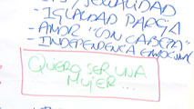 Ir al VideoUna terapia impartida en Málaga es pionera para adolescentes víctimas de la violencia machista