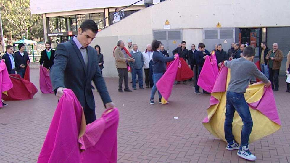 Tercer Congreso taurino de Cataluña durante todo el fin de semana