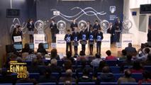 El tercer premio de la lotería del Niño, el 84.222, está dotado con 250.000 euros por serie