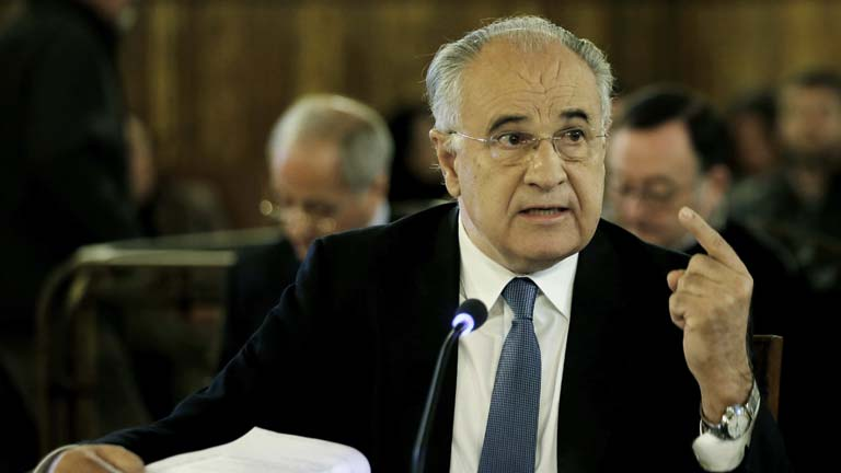 Declara ante el juez al exconsejero autonómico Rafael Blasco