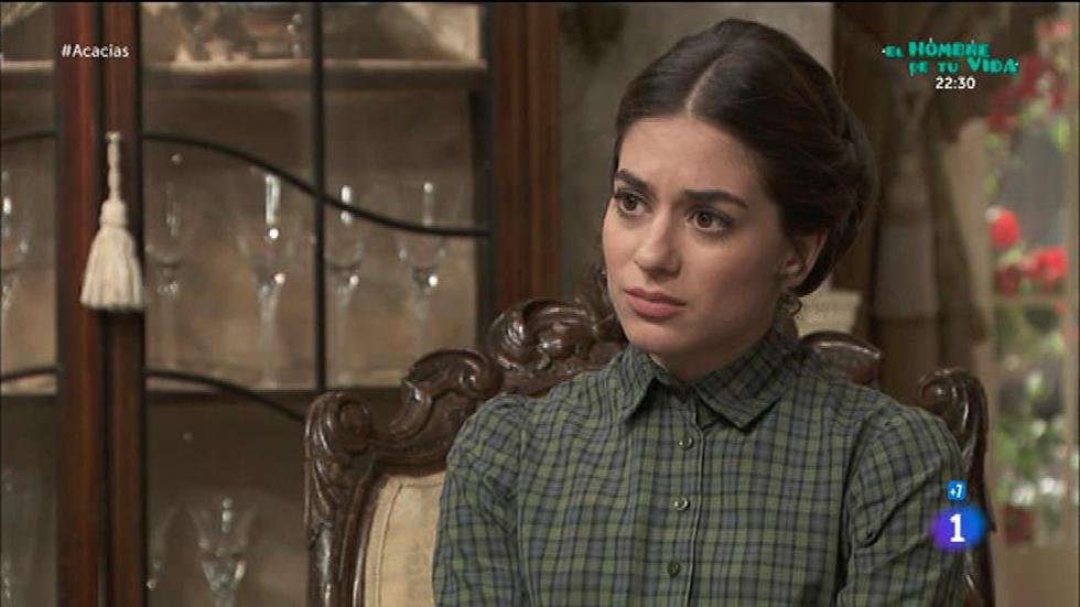 Acacias 38 - Teresa le confiesa a Celia su relación con Mauro