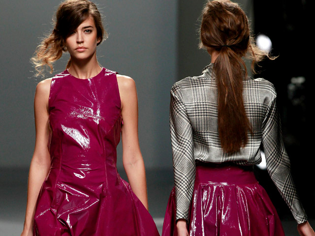 Teresa Helbig en Cibeles Madrid Fashion Week