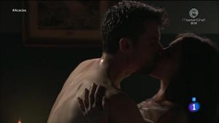 Acacias 38 - Teresa y Mauro, ¿pasan su primera noche juntos?