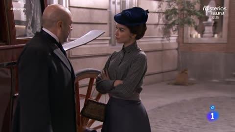 Acacias 38 - Teresa pone contra las cuerdas al Secretario Oliva
