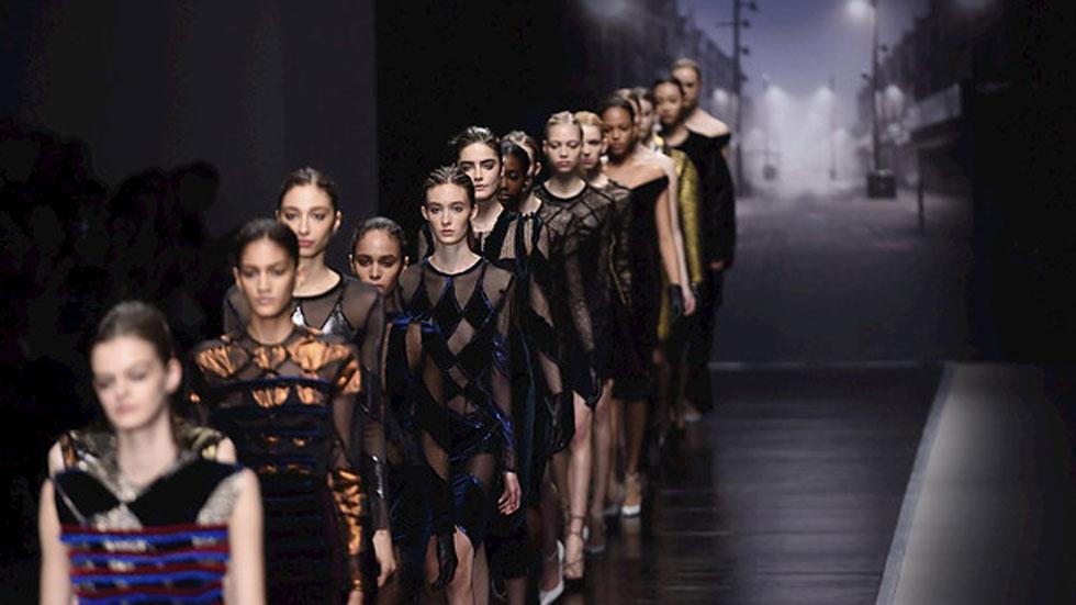 Termina la semana de la moda de Londres